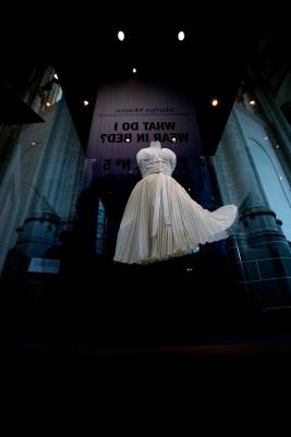AMSTERDAM - Expositie Nieuwe Kerk Marilyn Monroe