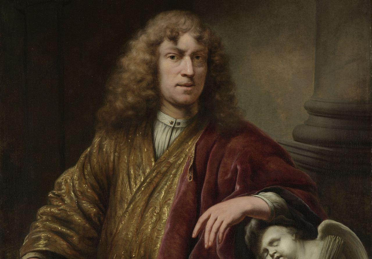Ferdinand Bol, Zelfportret, ca. 1669. Rijksmuseum Amsterdam