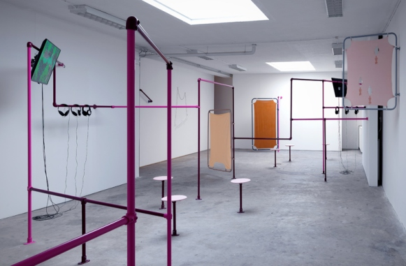 Puck Verkade tentoonstelling bij Durst Britt and Mayhew
