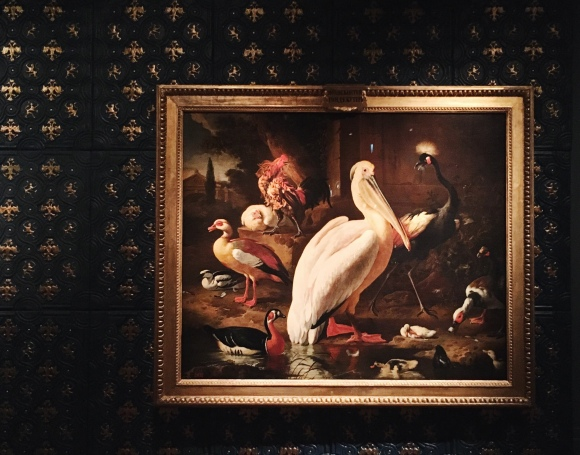 Melchior d'Hondecoeter - De Hermitage - Hollandse Meesters