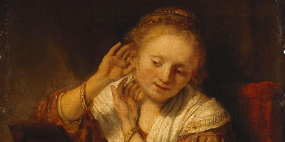 Rembrandt - De Hermitage - Hollandse Meesters
