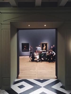 De Hermitage - Hollandse Meesters