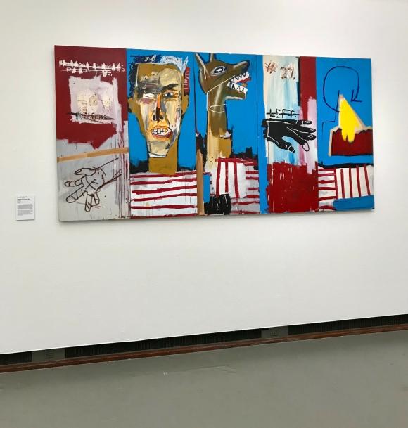 Jean-Michel Basquiat - 'Kunst van Formaat: De collectie XL vanaf de jaren 50' - Museum Boijmans van Beuningen