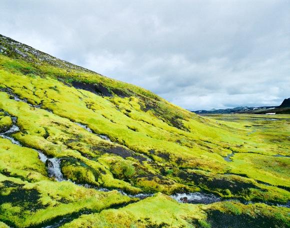 """Jacqueline Hassink, 'Langisjór 2, Unwired Landscapes, 63°58'11""""N 18°41'6""""W, Road F235, Vatnajökulsþjóðgarður, Iceland', Summer, 17 August 2015, via Nederlands Fotomuseum, Rotterdam'"""