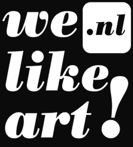 We Like Art logo