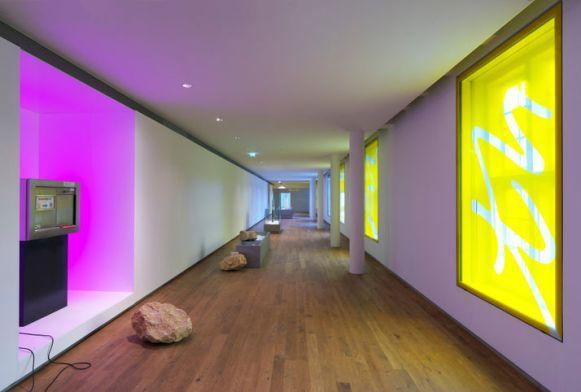 Installatieshot Saskia Noor van Imhoff, image courtesy of Galerie Fons Welters