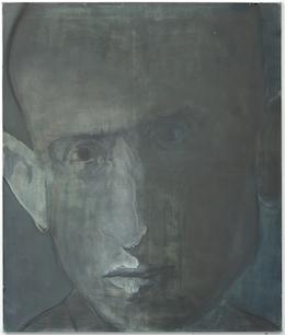 Marlene Dumas, Liberation (1945), 1990, Collectie JHM, in langdurige bruikleen van de kunstenaar via het Joods Cultureel Kwartier, Amsterdam.