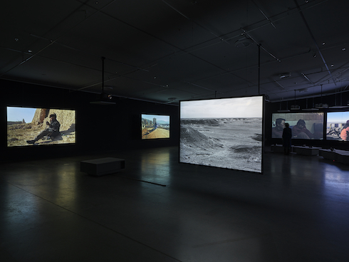 Hito Steyerl, Ben Rivers, Wang Bing | EYE Art & Film Prize