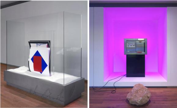 Saskia Noor van Imhoff '#+32.02' & #+32.04, , Hermitage ABN AMRO Art Prize 2018