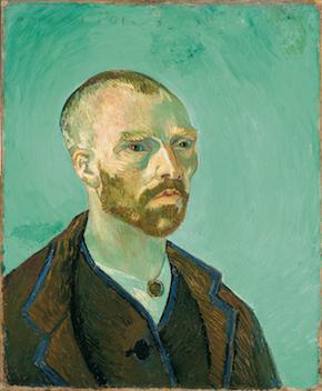 Van Gogh, Zelfportret 1888, Van Gogh Museum, Amsterdam