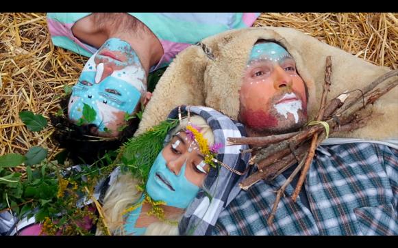Night Soil Fake Paradise, 2014, film still