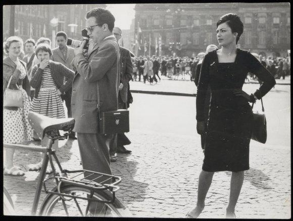 Dolf Toussaint - De Dam - 1965 - Stadsarchief