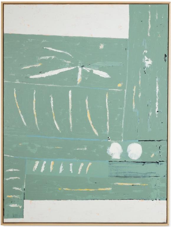 Mini Galerie -Olivier Vrancken - Salvia Verde 2018