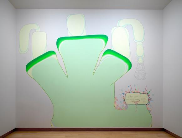 Stedelijk Museum - Lily van der Stokker, 2018 door GJ. van ROOIJ - De Kunstmeisjes