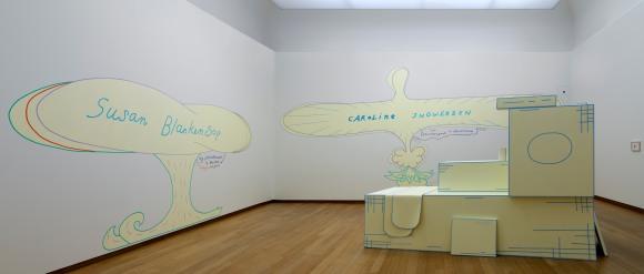 Stedelijk Museum - Lily van der Stokker, 2018 door GJ.vanROOIJ