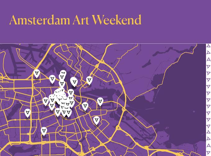 Amsterdam Art Weekend
