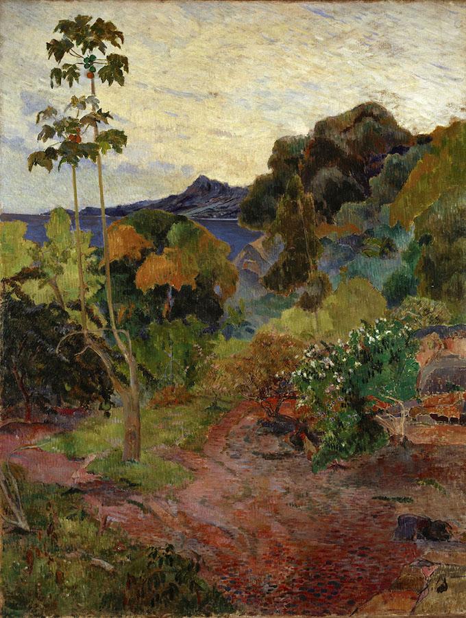 Van Gogh Museum - 'Gauguin en Laval op Martinique'