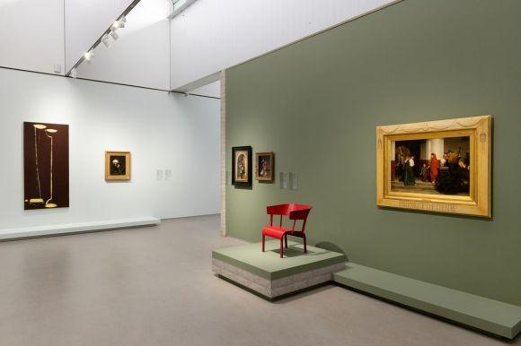 Tentoonstelling Als kunst je lief is - Kroller-Muller foto Marjon Gemmeke