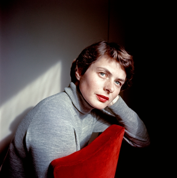 Chim (David Seymour), 'Ingrid Bergman', Italië, 1953, Magnum Photos Courtesy Chim Estate