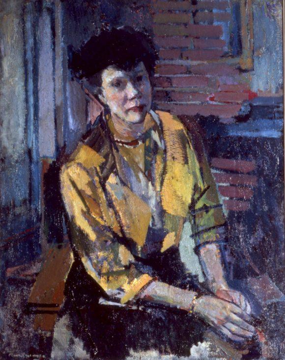 Kees-Verwey-Het-gele-jakje-de-vrouw-van-de-schilder-Dordrechts-Museum-langdurige-bruikleen-RCE-809x1024.jpg