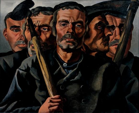 Boeren, Charley Toorop.jpg